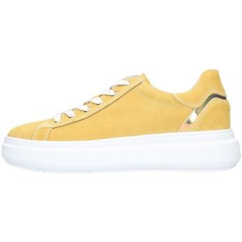 kengät Naiset Matalavartiset tennarit NeroGiardini E115265D YELLOW