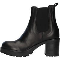kengät Naiset Nilkkurit Unica 10264 BLACK