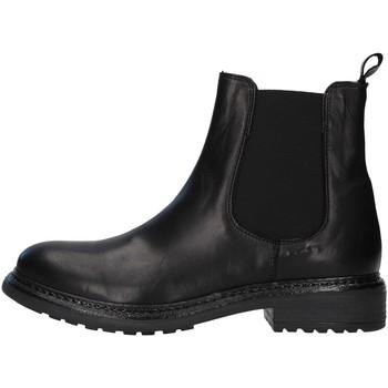 kengät Naiset Nilkkurit Unica 10115 BLACK