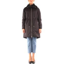 vaatteet Naiset Parkatakki Calvin Klein Jeans K20K202049 BLACK