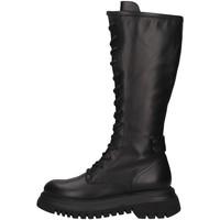 kengät Naiset Saappaat Janet Sport 46702 BLACK