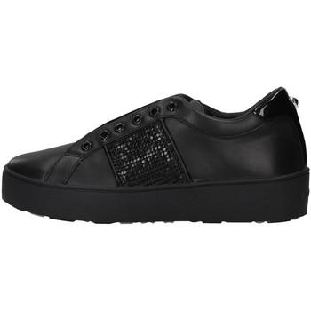 kengät Naiset Matalavartiset tennarit Apepazza F0SLY11/MES BLACK