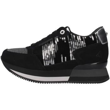 kengät Naiset Matalavartiset tennarit Apepazza F0RSD01/VEL BLACK
