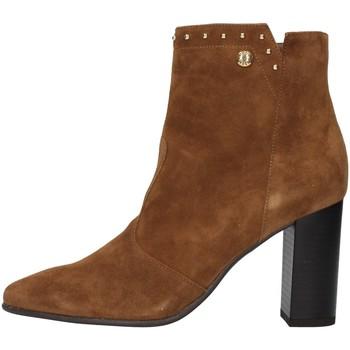 kengät Naiset Nilkkurit NeroGiardini I013631DE BROWN