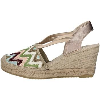kengät Naiset Sandaalit ja avokkaat Vidorreta 18400 BEIGE