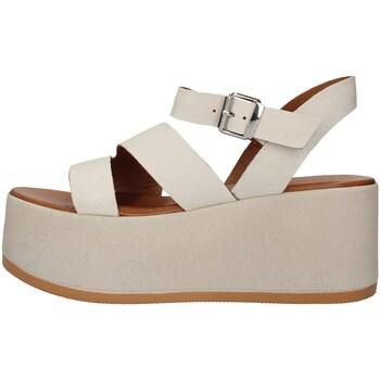 kengät Naiset Sandaalit ja avokkaat Inuovo 495002 WHITE