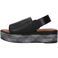 kengät Naiset Sandaalit ja avokkaat Inuovo 117029 BLACK