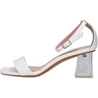 kengät Naiset Sandaalit ja avokkaat Albano 4151 WHITE