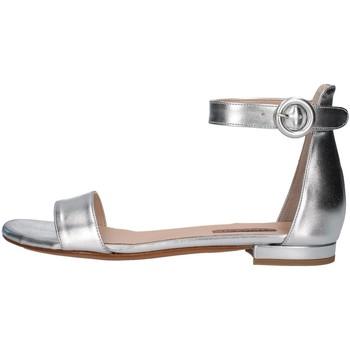 kengät Naiset Sandaalit ja avokkaat Albano 4220 SILVER