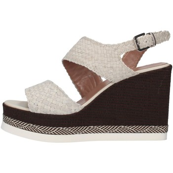 kengät Naiset Mokkasiinit Tres Jolie 2903/VALE/MSL WHITE