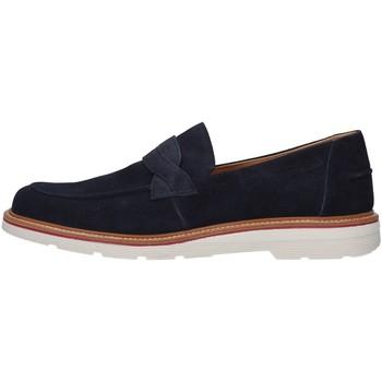 kengät Miehet Mokkasiinit Stonefly 213722 BLUE