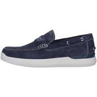 kengät Miehet Mokkasiinit Stonefly 211070 BLUE