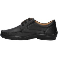 kengät Miehet Derby-kengät Melluso U47038L BLACK