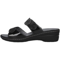 kengät Naiset Sandaalit Melluso K95720 BLACK