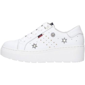 kengät Naiset Matalavartiset tennarit CallagHan 14920 WHITE