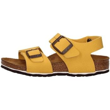 kengät Pojat Sandaalit ja avokkaat Birkenstock 1015758 YELLOW