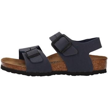 kengät Pojat Sandaalit ja avokkaat Birkenstock 087773 NAVY BLUE