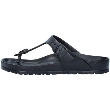 kengät Varvassandaalit Birkenstock 128201 BLACK