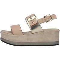 kengät Naiset Sandaalit ja avokkaat NeroGiardini E012470D BEIGE
