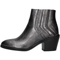 kengät Naiset Nilkkurit Luciano Barachini DD152G GREY