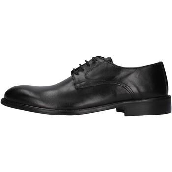 kengät Miehet Derby-kengät Antony Sander 18020 BLACK