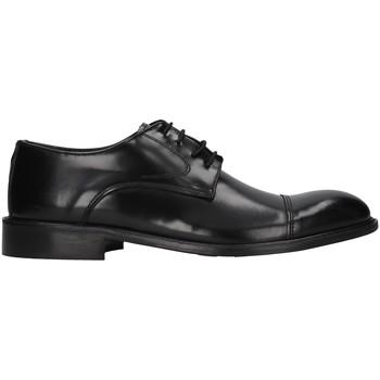 kengät Miehet Derby-kengät Antony Sander 18005 BLACK