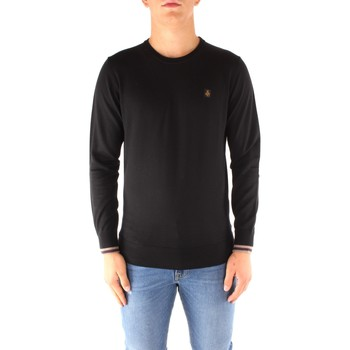 vaatteet Miehet Neulepusero Refrigiwear MA9T01 BLACK
