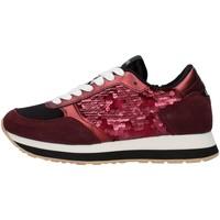 kengät Naiset Matalavartiset tennarit Sun68 Z29217 RED