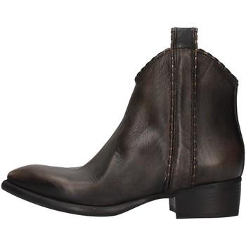 kengät Naiset Nilkkurit Zoe NEWTOP02/P BROWN