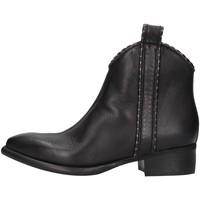 kengät Naiset Bootsit Zoe NEWTOP02/P BLACK