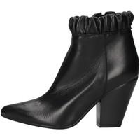 kengät Naiset Nilkkurit Zoe NIKY60 BLACK