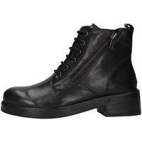kengät Naiset Bootsit Hl - Helen 503 BLACK