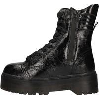 kengät Naiset Saappaat Gold&gold GA116 BLACK
