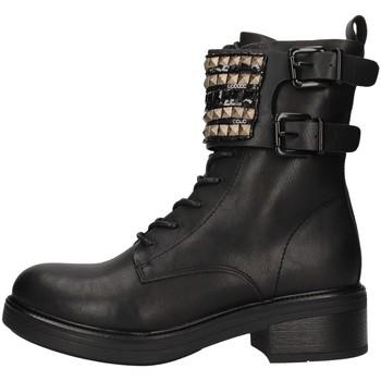 kengät Naiset Bootsit Gold&gold GA77 BLACK