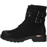 kengät Naiset Bootsit Gold&gold GR63 BLACK