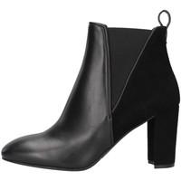 kengät Naiset Nilkkurit Albano 1055 BLACK