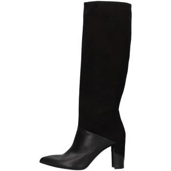 kengät Naiset Saappaat Albano 1116 BLACK