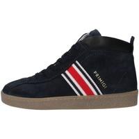 kengät Pojat Bootsit Primigi 4417600 NAVY BLUE