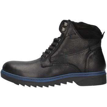kengät Miehet Bootsit Prgman PAF20708 BLACK