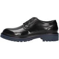 kengät Miehet Derby-kengät Stonefly 212193 BLACK