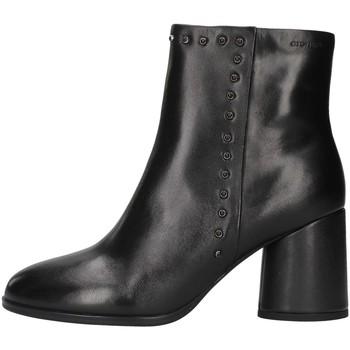 kengät Naiset Nilkkurit Stonefly 212165 BLACK