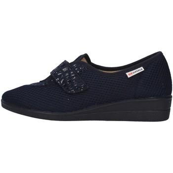 kengät Naiset Derby-kengät Superga S10P540 BLUE