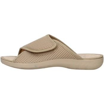 kengät Naiset Sandaalit Superga S10M624 BEIGE
