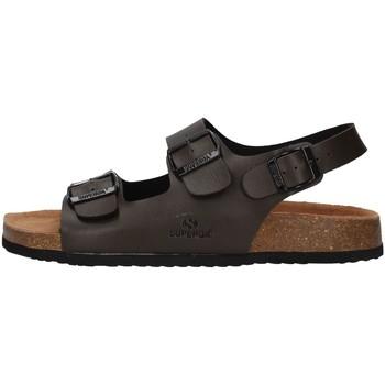 kengät Miehet Sandaalit ja avokkaat Superga S11G046 BROWN