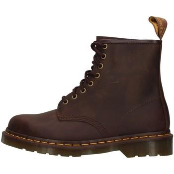 kengät Bootsit Dr Martens 1460 BROWN