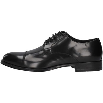 kengät Miehet Derby-kengät Franco Fedele 6065 BLACK