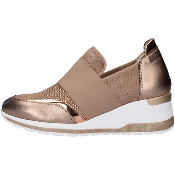 kengät Naiset Matalavartiset tennarit Melluso R20413 BEIGE