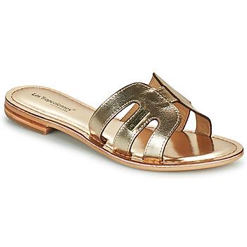 kengät Naiset Sandaalit Les Tropéziennes par M Belarbi DAMIA Kulta