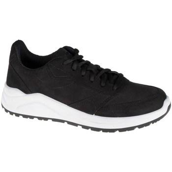 kengät Naiset Matalavartiset tennarit 4F OBDL250 Valkoiset, Mustat