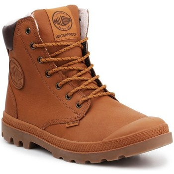 kengät Korkeavartiset tennarit Palladium Manufacture Sport WPS 72992-251-M brown